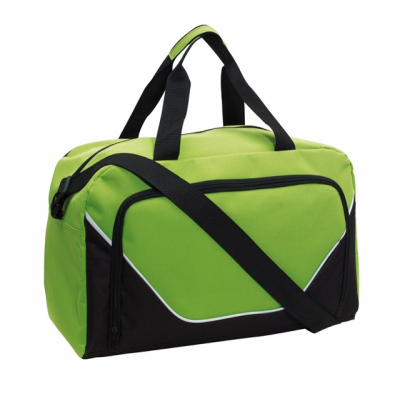 Picture of JORDAN SPORTS BAG HOLDALL in Green & Black