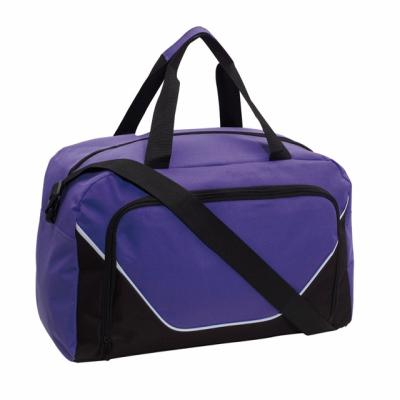 Picture of JORDAN SPORTS BAG HOLDALL in Grey & Black