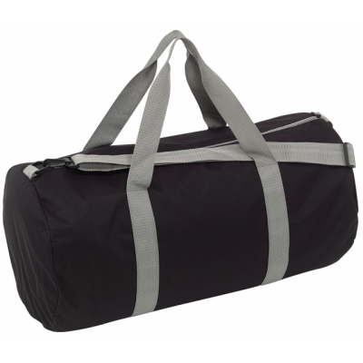 Picture of WORKOUT SPORTS BAG in Black