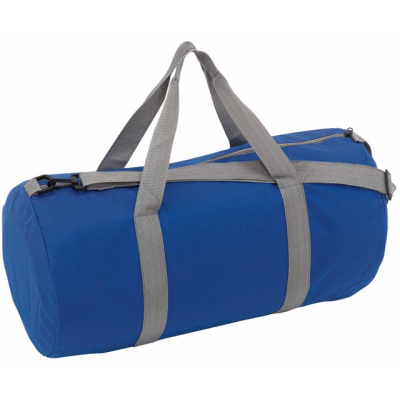 Picture of WORKOUT SPORTS BAG in Blue