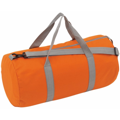 Picture of WORKOUT SPORTS BAG in Orange