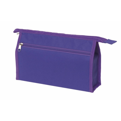 Picture of TOILETRY WASH BAG in Lilac