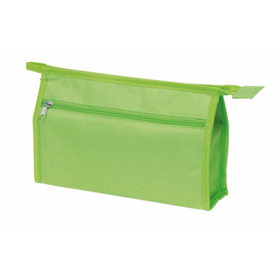 Picture of TOILETRY WASH BAG in Pale Green