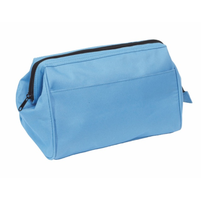 Picture of DAYBREAK VANITY CASE TOILETRY WASH BAG in Light Blue
