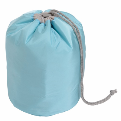 Picture of TUBE WASH BAG in Light Blue