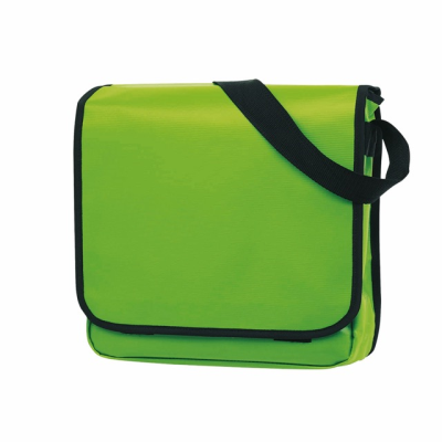 Picture of CLEVER SHOULDER BUSINESS BAG in Green