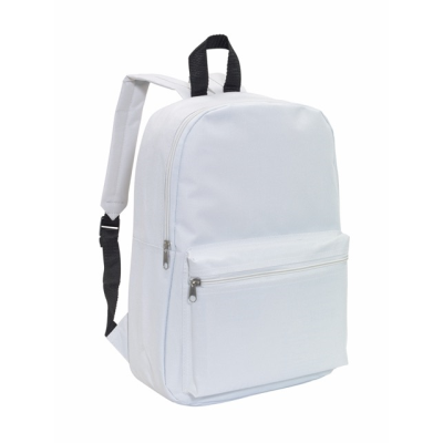 Picture of CHAP BACKPACK RUCKSACK in White