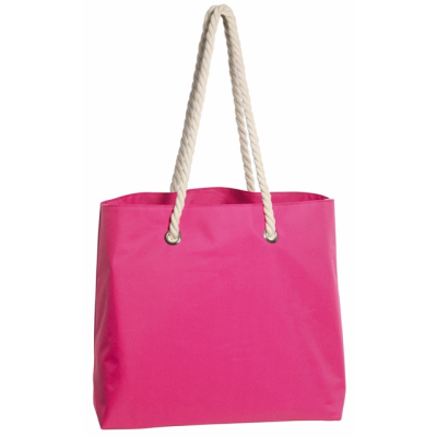 Picture of CAPRI BEACH BAG in Pink