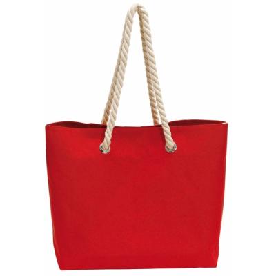 Picture of CAPRI BEACH BAG in Red