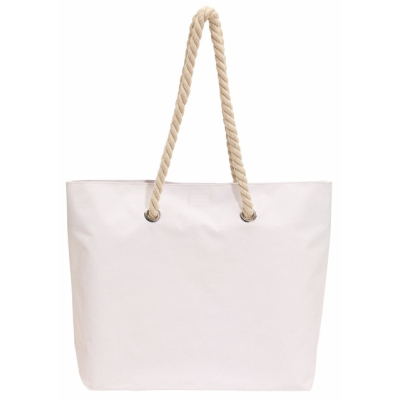 Picture of CAPRI BEACH BAG in White