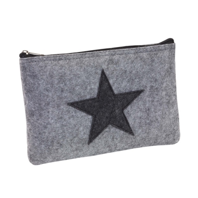 Picture of STAR DUST UTENSIL BAG in Grey