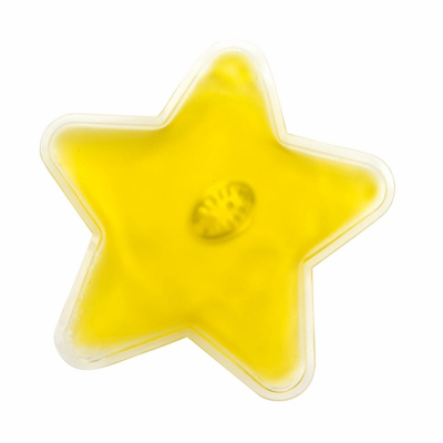 Picture of POCKET WARMER STAR in Yellow