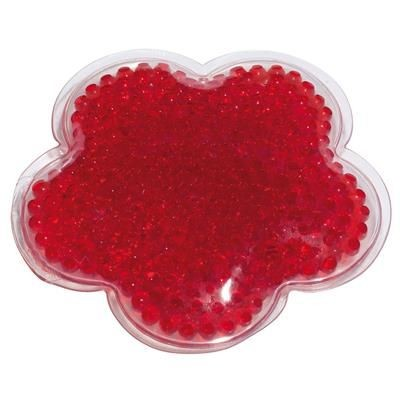 Picture of FROZEN FLOWER COOLING PAD in Red