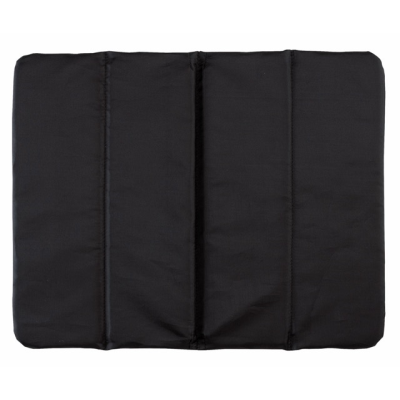 Picture of FOLDING STADIUM SEAT CHAIR CUSHION in Black