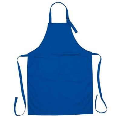 Picture of BEST SERVICE KITCHEN BIB APRON in Blue