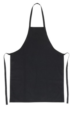 Picture of CHIEF WAITERS KITCHEN APRON in Black
