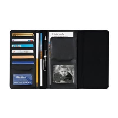 Picture of MILANO TRAVEL ORGANIZER in Black