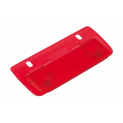 Picture of PAGE MINI HOLE PUNCH in Red
