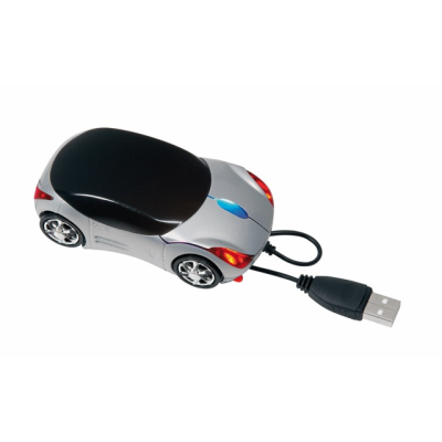 Picture of PC TRACER RACING CAR SHAPE USB OPTICAL MOUSE