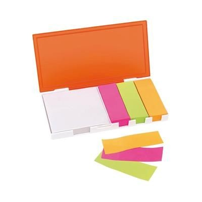 Picture of NOTE MEMOBOX in Orange