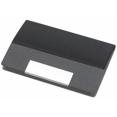 Picture of ATLAS BUSINESS CARD HOLDER in Black