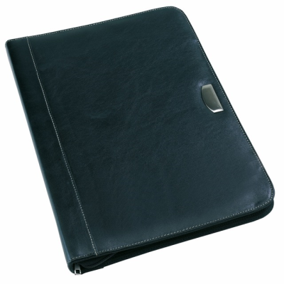 Picture of NOBLESSE A4 PORTFOLIO CONFERENCE FOLDER in Black