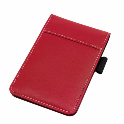Picture of GENTLE NOTEFOLIO in Red