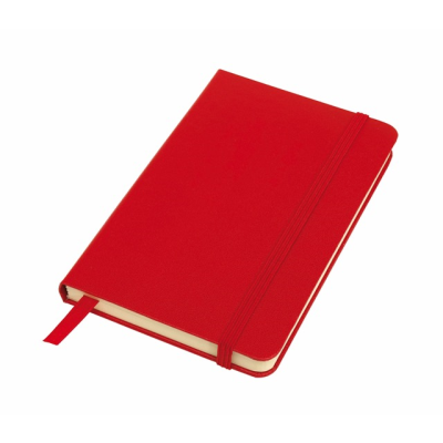 Picture of ATTENDANT POCKET JOTTER NOTE PAD in Red
