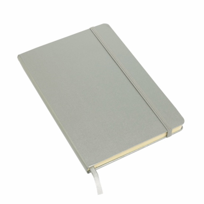 Picture of ATTENDANT DESK JOTTER NOTE PAD in Silver