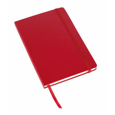 Picture of ATTENDANT NOTE BOOK in Red