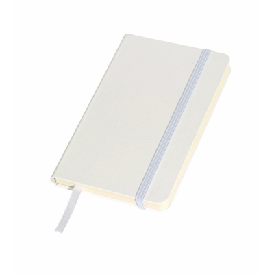 Picture of NOTE BOOK ATTENDANT in White