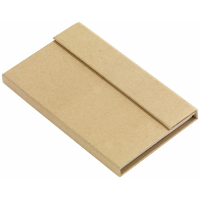Picture of LITTLE NOTES NOTE BOOK in Natural