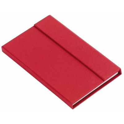Picture of LITTLE NOTES NOTE BOOK in Red