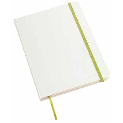 Picture of AUTHOR NOTE BOOK in Green