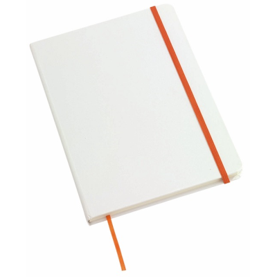 Picture of AUTHOR NOTE BOOK in Orange