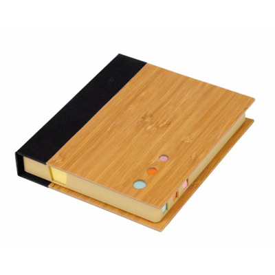 Picture of BAMBOO NOTE MEMO BOX