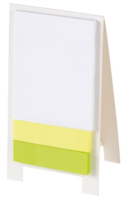 Picture of ADVERT MINI DISPLAY STAND in White