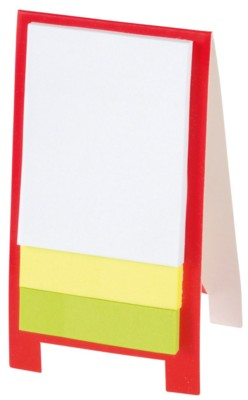 Picture of ADVERT MINI DISPLAY STAND in Red