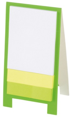Picture of ADVERT MINI DISPLAY STAND in Apple Green