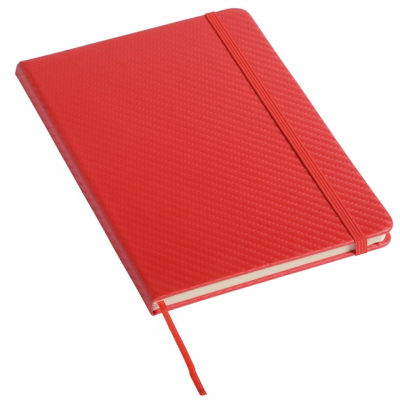 Picture of CARBNOTEBOOK in Red