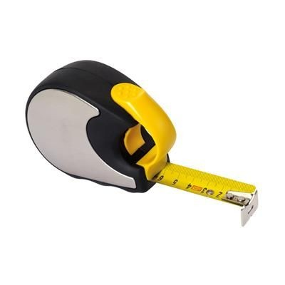 Picture of INDEX TAPE MEASURE in Yellow & Black