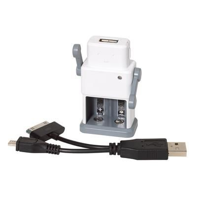 Picture of MR U-TEC BATTERY CHARGER in White