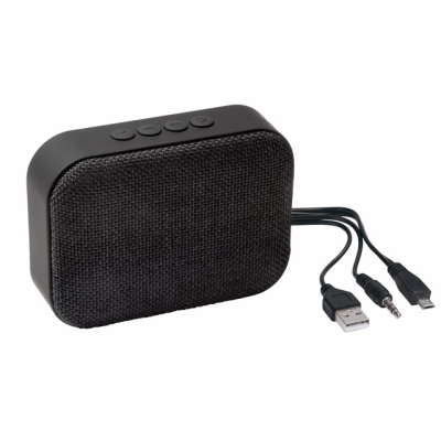 Picture of MESHES BLUETOOTH SPEAKER in Black