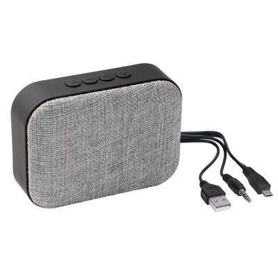 Picture of MESHES BLUETOOTH SPEAKER in Grey