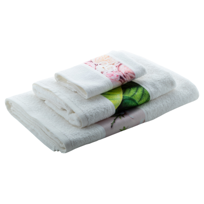 Picture of SUBLIMATION TOWEL SUBOWEL L in White