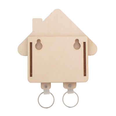 Picture of WALL KEY HOLDER KEYRING HOMEY