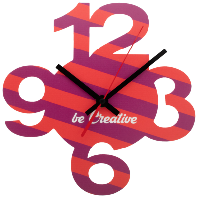 Picture of WALL CLOCK BETIME 12