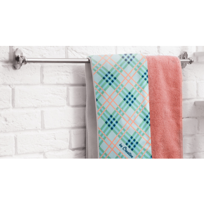 Picture of SUBLIMATION TOWEL CREATOWEL L in White
