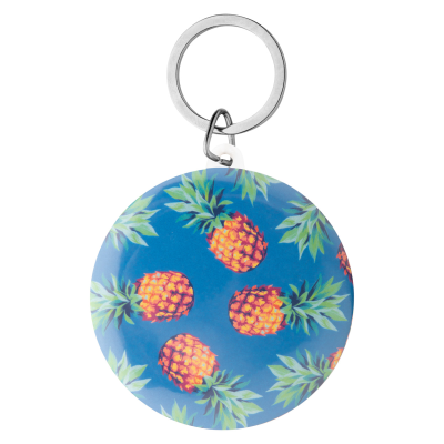 Picture of PIN BUTTON KEYRING KEYBADGE MAX