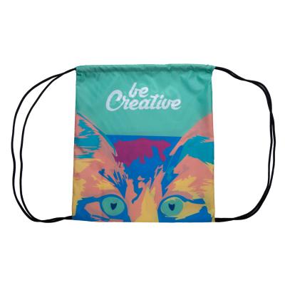 Picture of CREADRAW CUSTOM DRAWSTRING BAG